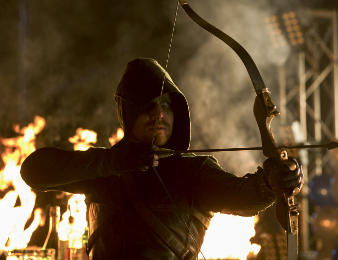 Arrow #5.15 Title & Credits Revealed