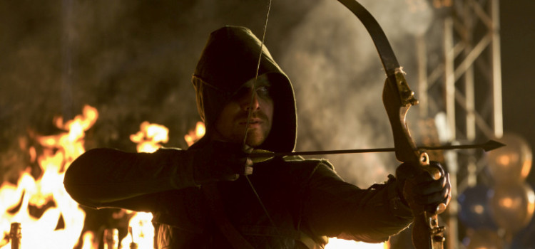"Arrow Episode 10 ""Burned"" Official Images Released!"