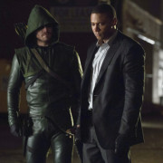 "Eight More Images From Tonight's Arrow – ""Trust But Verify!"""