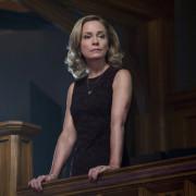 Arrow On-Set Interview: Susanna Thompson (Moira) Talks Season 2