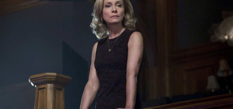 Arrow On-Set Interview: Susanna Thompson (Moira) Talks Season 2
