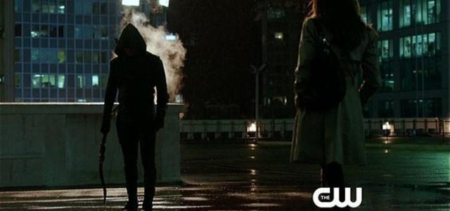 """Arrow Episode 13 """"Betrayal"""" Promo Screencaps"""