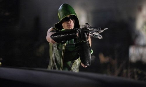 Green Arrow Compliments Green Arrow