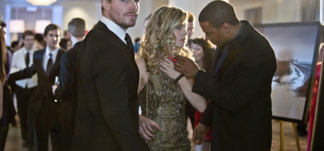 Arrow: The CW Releases A Description For Season 2
