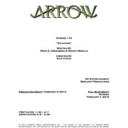Arrow Episode 18 Title Revealed!
