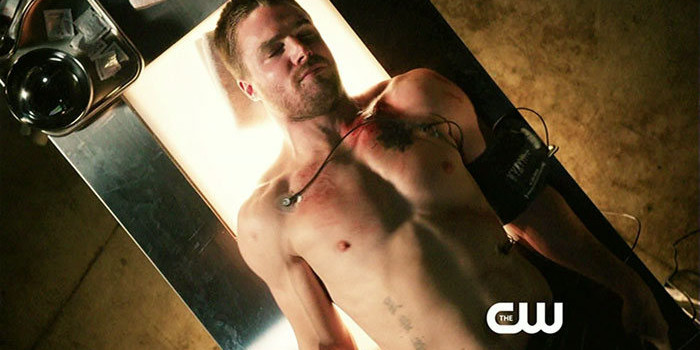 "New Arrow Promo Video: ""Justice Is Earned"""