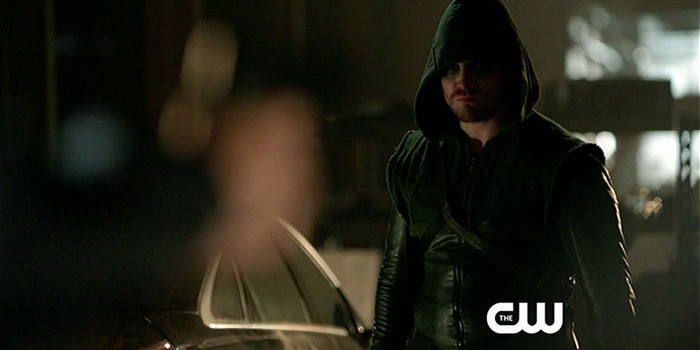 "Arrow: Screen Captures From The ""Dodger"" Extended Promo Trailer"