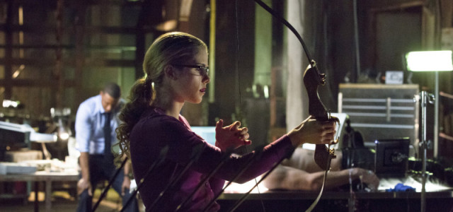 Emily Bett Rickards Interview Part 2: Arrow Cast Hangouts, Olicity, Comics & More