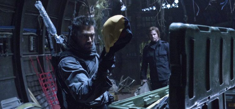 Interview: Manu Bennett Talks Slade Wilson & Two Deathstrokes