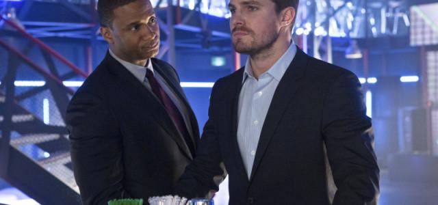 Why Isn't Arrow New Tonight?