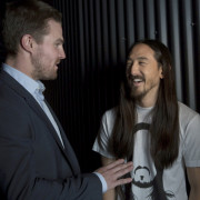 "Video: ""The Huntress Returns"" Behind The Scenes With Steve Aoki"