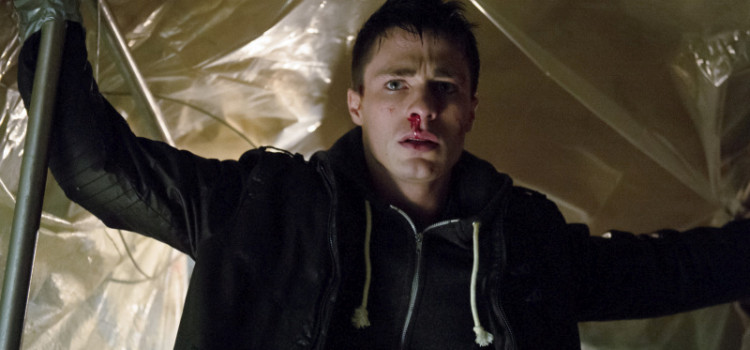 "Arrow ""Salvation"" Preview Images – Colton Haynes, The Island, Laurel & More!"