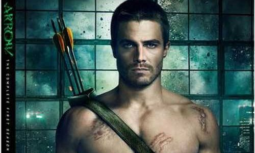 Arrow Season 1 DVD & Blu-Ray Cover And Release Date Revealed!