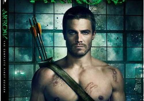 Arrow Season 1 DVD & Blu-Ray: New Release Date, Some Extras Revealed!