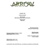 Arrow Episode 20 Title Revealed!