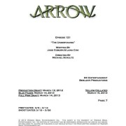 Arrow Episode 21 Title Revealed