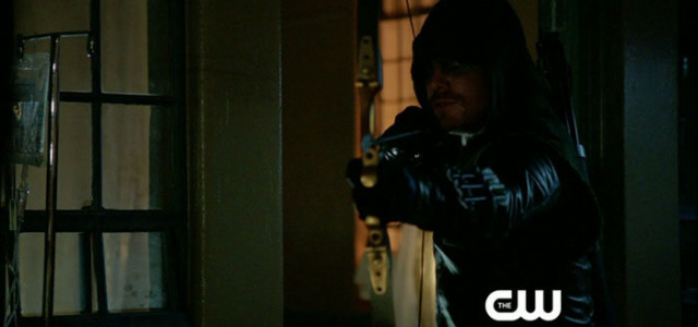 """Arrow: Screen Captures From The """"Unfinished Business"""" Preview Trailer"""