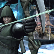 Stephen Amell Lends His Voice & Likeness To Injustice: The Video Game!