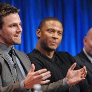 Images Of The Arrow Cast At PaleyFest 2013!