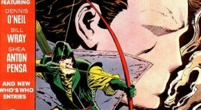 The Question Or Nightwing On Arrow? Marc Guggenheim Speaks At Wondercon