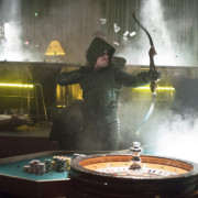 "Preview Images: Arrow Flashes Back With ""The Undertaking"""