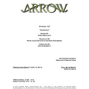 Exclusive First Reveal: The Title Of The Arrow Season Finale Is…