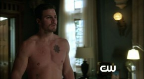 Arrow Ep 20 &#8220;Home Invasion&#8221; Extended Promo Screencaps &#8211; With Deadshot, Colton Haynes &#038; J. August Richards!
