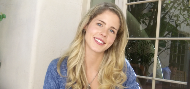 Video: GreenArrowTV's Interview With Emily Bett Rickards (Felicity)