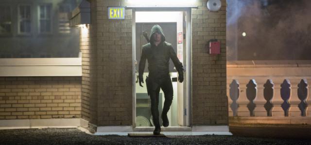 "Arrow #1.23 ""Sacrifice"" Review (Matt's View)"