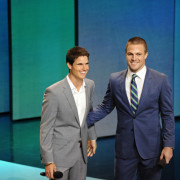 Photos: Stephen Amell & More Arrow Cast At The CW's 2013 Upfront