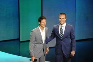 THE CW UPFRONTS 2013