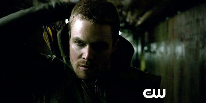 """Arrow: Screencaps From The """"Darkness On The Edge Of Town"""" Extended Promo"""