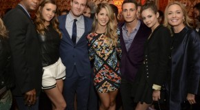 Photos: The Arrow Cast At The CW's 2013 Upfronts Party!