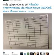 23 Episodes For Arrow Season 2?