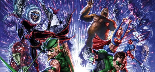 Would Stephen Amell Be Interested In Doing The Justice League Movie?