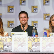 Arrow At Comic-Con: Photos From The Panel & Autograph Signing!