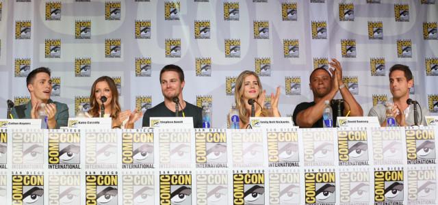 Arrow's Katie Cassidy & David Ramsey Talk About What's Next
