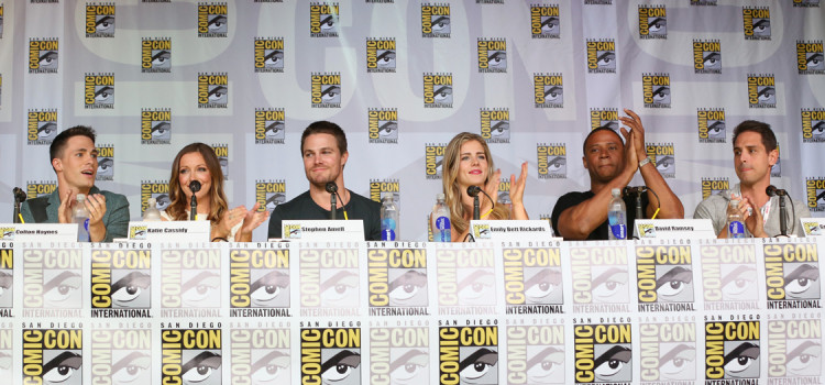 Arrow's Katie Cassidy & David Ramsey Talk About What's Next