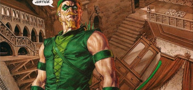 Arrow Season 2: And The Title Of Episode 2.7 Is…