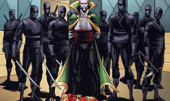 "Here Is The Correct Title For Arrow #2.5: ""League Of Assassins"""