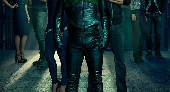 Arrow Season 2 Blu-ray & DVD Available To Pre-Order!