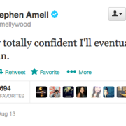Stephen Amell Wins The Internet Today
