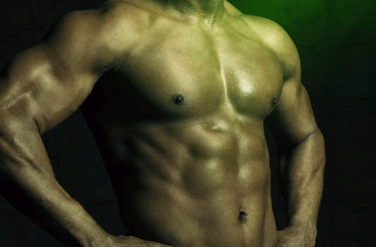 Arrow: Season 2 Posters Go Shirtless