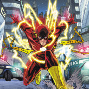Arrow Casts Flash: Grant Gustin To Play Barry Allen