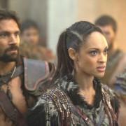 Arrow Casts Spartacus Alum As Amanda Waller