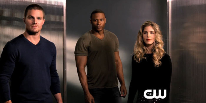 Screen Captures From The New Arrow Season 2 Promo Trailer!