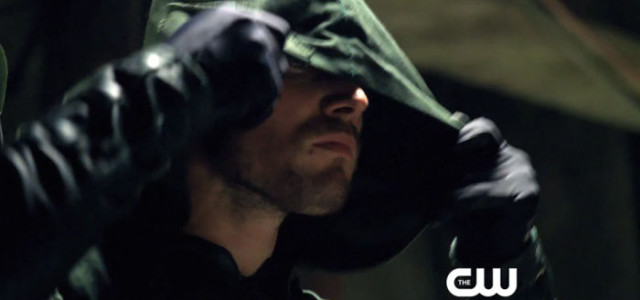 Another Arrow Season 2 Promo – With Summer Glau!