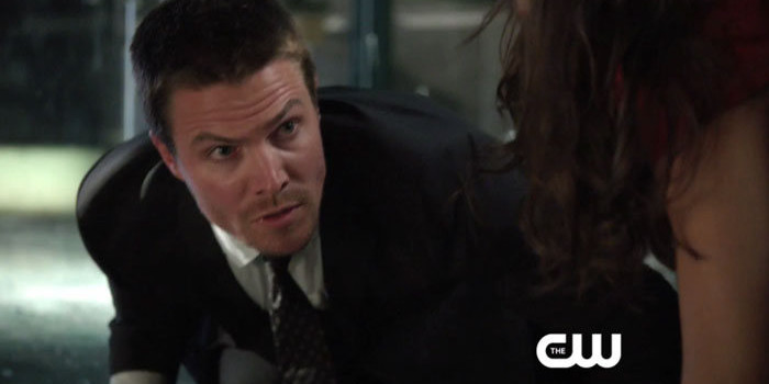 """The CW Schedules A """"Year One"""" Arrow Special For October 2"""