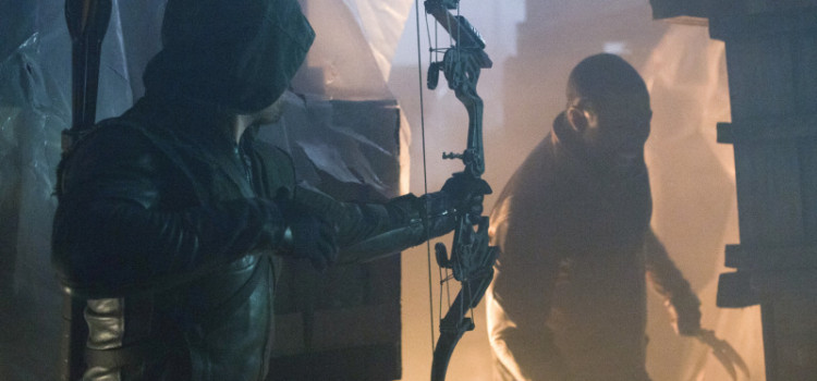 "Arrow: Advance Review Of Tonight's Episode ""Identity"""