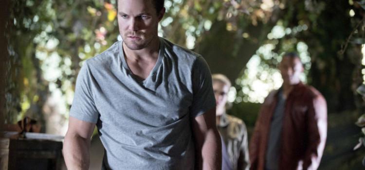 "Arrow #2.1 ""City of Heroes"" Review (Derek's View)"